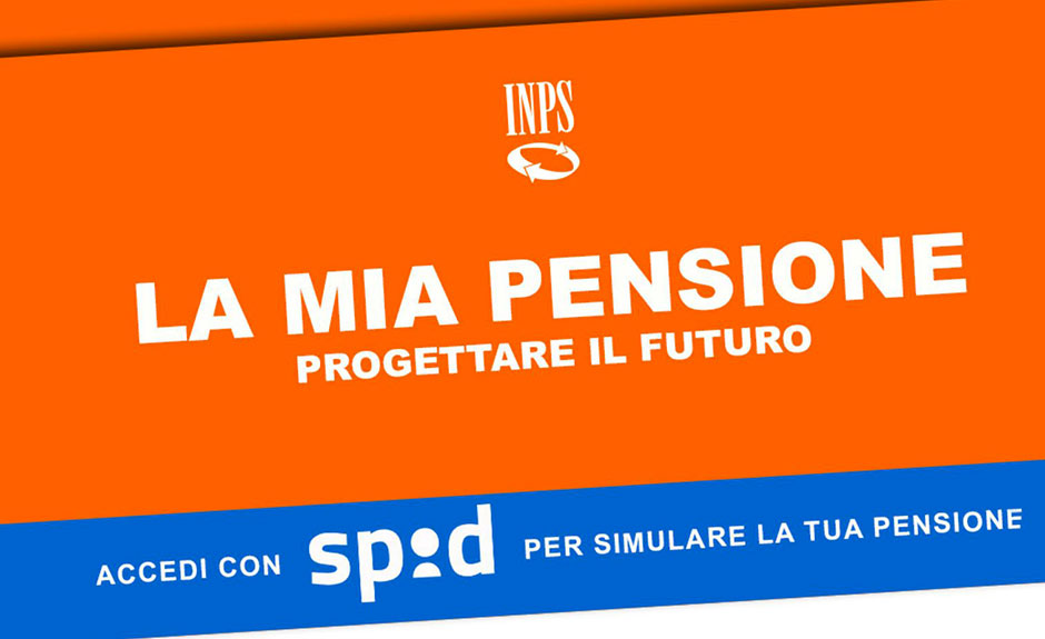 La busta arancione dell'INPS
