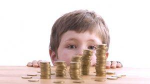 bambini e risparmio ecco le regole