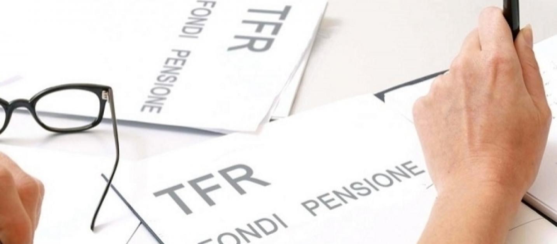 tfr nei fondi pensione