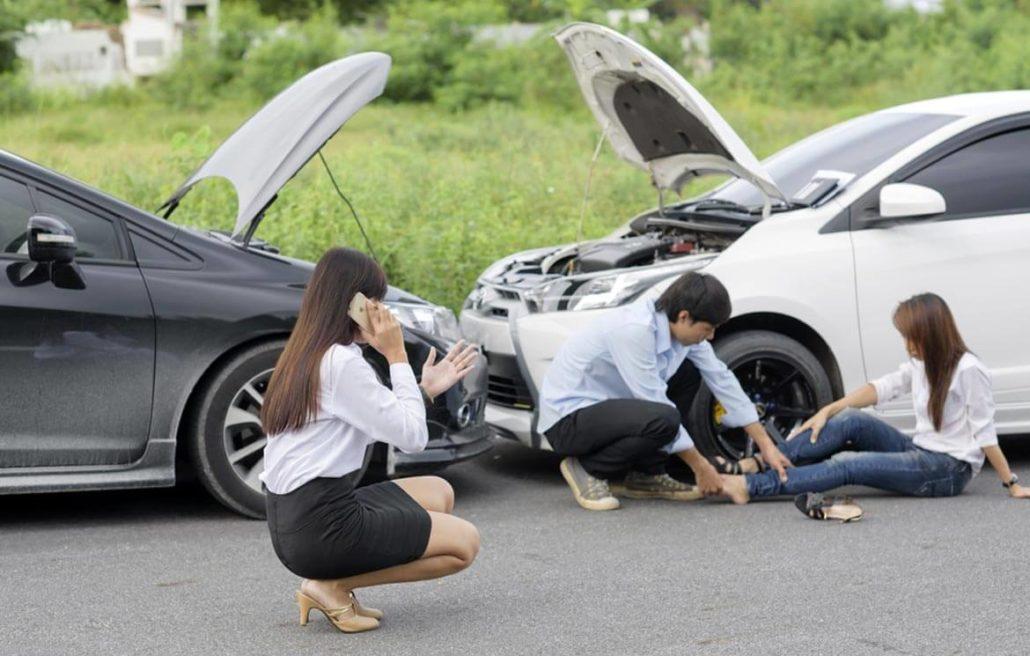 La polizza infortuni del conducente rimborsa i danni fisici anche quando si ha torto e la polizza auto non paga.